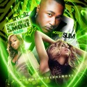 Southern Smoke Radio R&B 9 (Hosted by Slim Of 112) mixtape cover art
