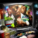 Southern Smoke TV, Vol. 4 (Hosted By Dorrough) mixtape cover art