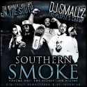 Southern Smoke, Vol. 1: The Revolution Begins mixtape cover art