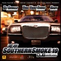 "Southern Smoke 19: Dub Edition (Hosted by Ying Yang Twins & Baby ""Birdman"") mixtape cover art"