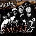 Southern Smoke, Vol. 2: The Saga Continues mixtape cover art