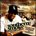 Southern Smoke 25 (Presented by Pimp C) mixtape cover art
