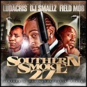 Southern Smoke, Vol. 27: Disturbin' Tha Muthafuckin' Peace! (Hosted by Ludacris & Field Mob) mixtape cover art