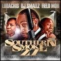 Southern Smoke, Vol. 27: Disturbin' Tha Muthafuckin' Peace! (Hosted by Ludacris & Field Mob) mixtape cover art