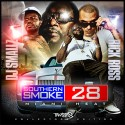 Southern Smoke 28: Miami Heat (Hosted by Rick Ross) mixtape cover art
