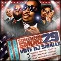 Southern Smoke, Vol. 29: Vote DJ Smallz mixtape cover art