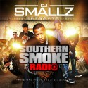 Southern Smoke Radio mixtape cover art