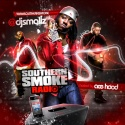 Southern Smoke Radio (Hosted By Ace Hood) mixtape cover art