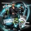 Southern Smoke Radio 2 (Hosted By DJ Drama) mixtape cover art
