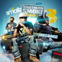 Southern Smoke Radio 3 (Hosted By Kirko Bangz) mixtape cover art