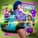 Southern Smoke Radio R&B 3 (Hosted By K. Michelle) mixtape cover art