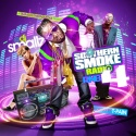 Southern Smoke Radio R&B 4 (Hosted By T-Pain) mixtape cover art