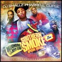 Southern Smoke: BBC / Ice Cream Special Edition (Hosted by The Clipse & Pharrell) mixtape cover art