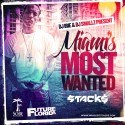 Stack$ - Miami's Most Wanted mixtape cover art