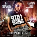 Gangsta Boo - Still Gangsta (The Memphis Queen Is Back) mixtape cover art