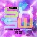 SXSW 2014 mixtape cover art
