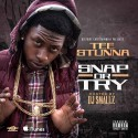 Tee Stunna - Snap Or Try mixtape cover art