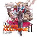 Tef Poe - War Machine 2 mixtape cover art