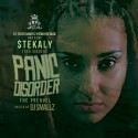 $tekaly Tha Singer - Panic Disorder (The Prequel) mixtape cover art