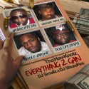 Tha Hav-Knotz - Everythang 2 Gain mixtape cover art