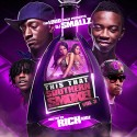 This That Southern Smoke 3 (Hosted By Rich Kidz) mixtape cover art
