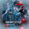 This That Southern Smoke! Battlefield 2 (Hosted By Bo Deal) mixtape cover art