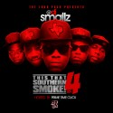This That Southern Smoke! Vol. 4 (Hosted by Prime Time Click) mixtape cover art