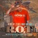 Throwed Ese - R.O.T. mixtape cover art