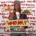 TJ Da Prynce - Who Am I Reloaded mixtape cover art