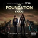 TNT Famille - Evolv3 The Foundation mixtape cover art