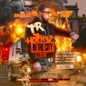 TR - Hottest In The City mixtape cover art