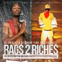 Trigga Racci - Rag$ To Riche$ mixtape cover art