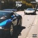 Tyga - Bugatti Raww mixtape cover art