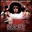 Southern Smoke: The Ultimate Freestyle Collection mixtape cover art