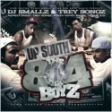 Up South The 804 Boyz (Hosted by Trey Songz) mixtape cover art