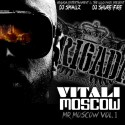 Vitali Moscow - Mr. Moscow mixtape cover art