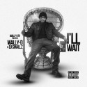 Wally-D - I'll Wait mixtape cover art