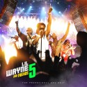 Lil Wayne And Friends 5 mixtape cover art