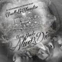 Young Smoke - 2 Alive 2 Die mixtape cover art