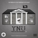 Yung Nation - YNU 2 mixtape cover art