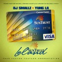 Yung L.A. - Suntrust Leland mixtape cover art