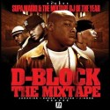 D-Block The Mixtape mixtape cover art