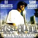 Hustle Mania, Vol. 4 (Hosted by Sam Cuddy) mixtape cover art