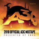 2010 Official A3C Mixtape mixtape cover art