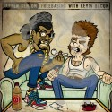 Jarren Benton - Freebasing With Kevin Bacon mixtape cover art