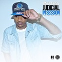 Judicial - In Session mixtape cover art