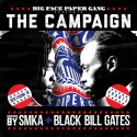 Big Face Paper Gang - The Campaign mixtape cover art
