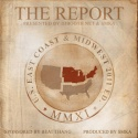 The Report mixtape cover art
