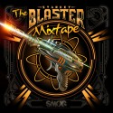 Starkey - The Blaster Mixtape mixtape cover art