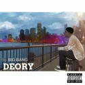 Deory - The Big Bang Deory mixtape cover art